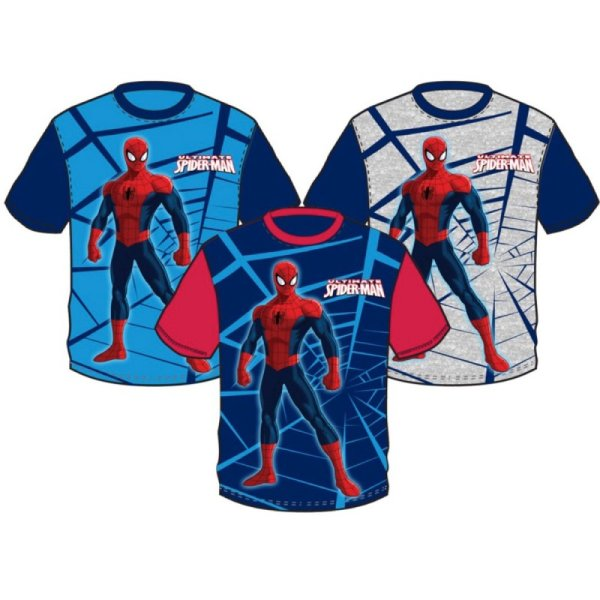 T-Shirt Wholesale<br>Spiderman