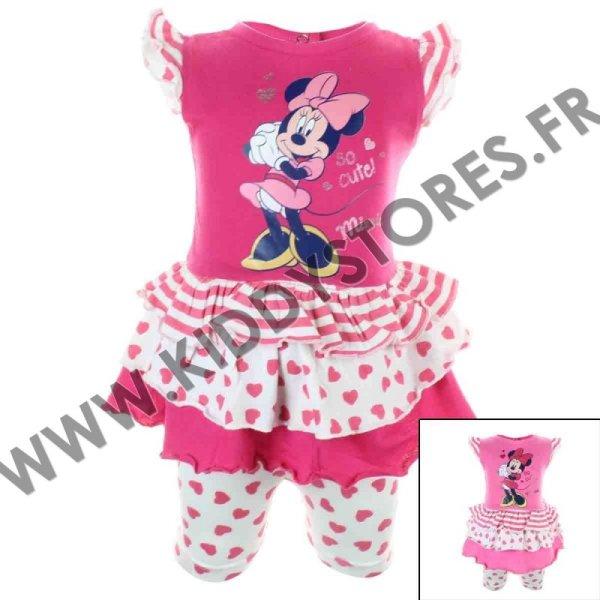Textile supplier 2<br>pieces Minnie
