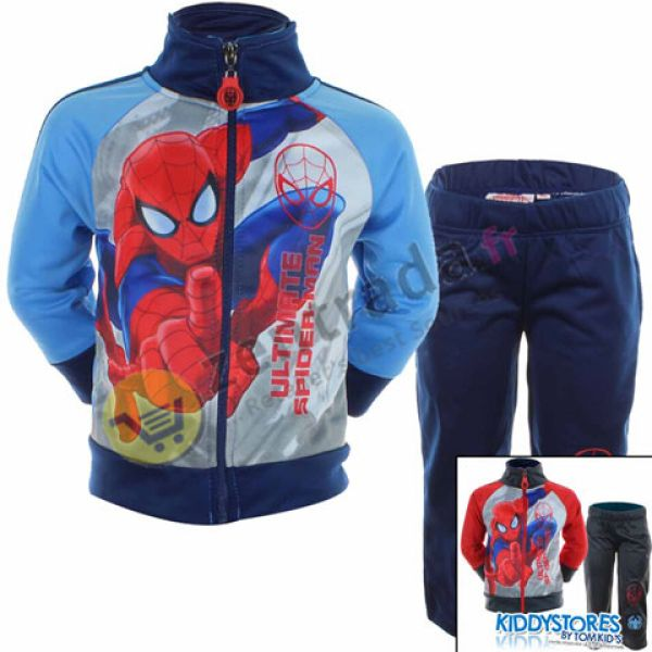 Spiderman Jogging boy.