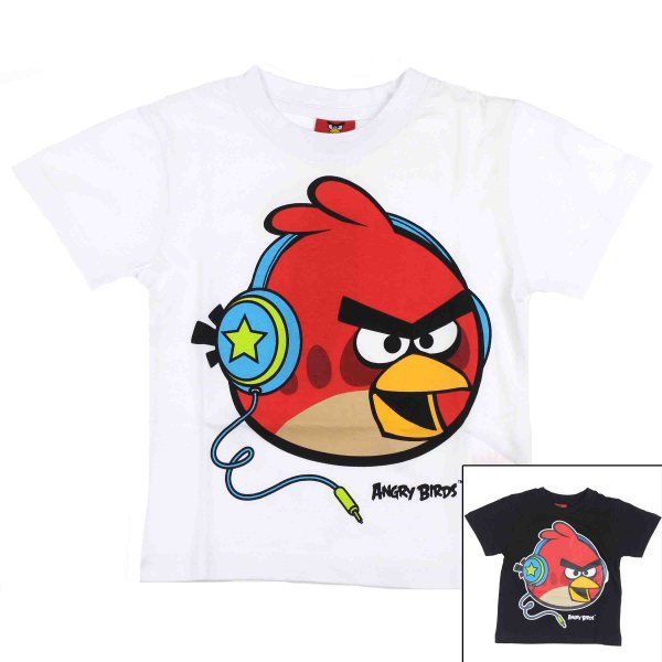 Groß Shirt Angry Birds.