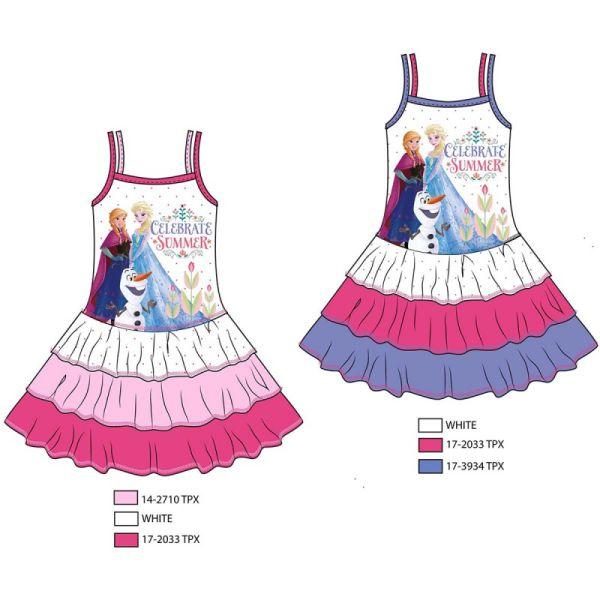 Disney Frozen<br>dress girl.