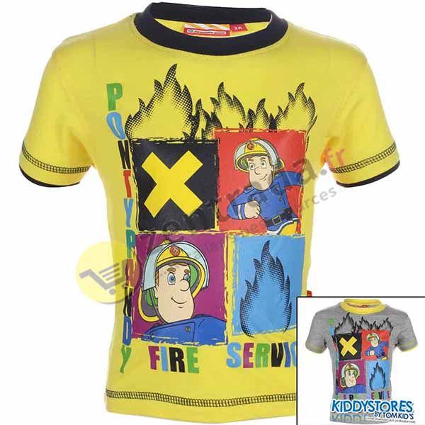 Großhandel T-shirt<br>Fireman Sam.