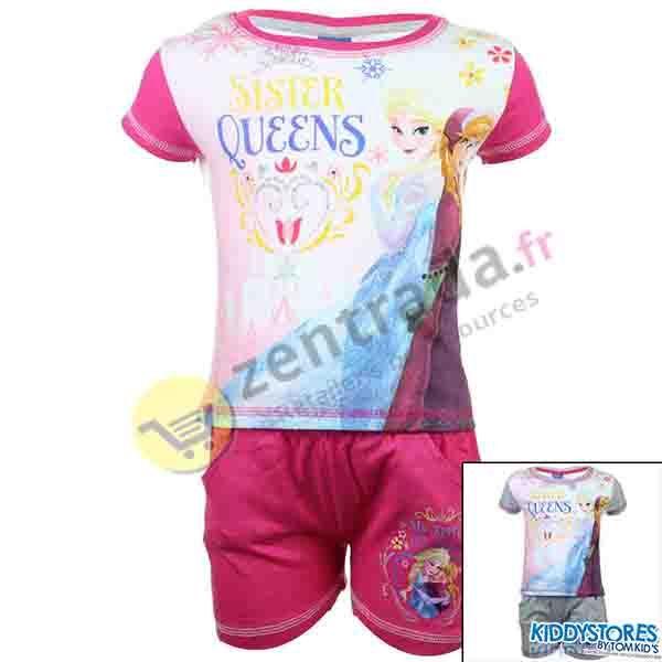 Textile Supplier 2<br> pieces The Snow<br>Queen