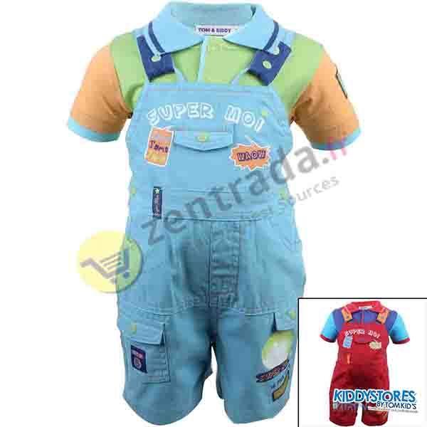 Textile wholesaler<br>Baby 2 parts.