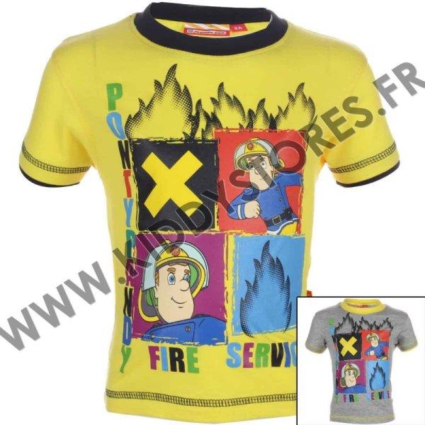 Großhandel T-shirt<br>Fireman Sam