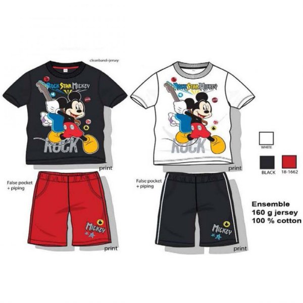 Wholesale clothing<br>2 pieces Mickey.