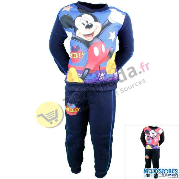 Disney Mickey<br>Jogging boy.
