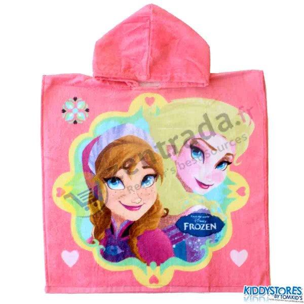 Supplier towel<br>poncho Frozen.