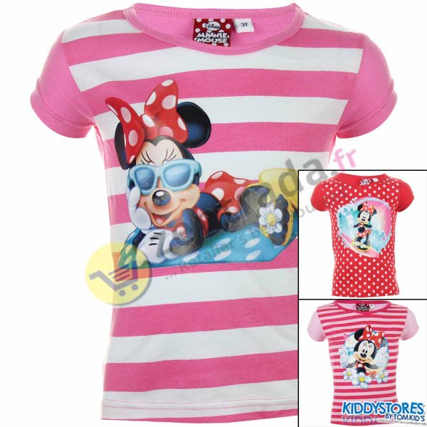 T-Shirt Disney Minnie.