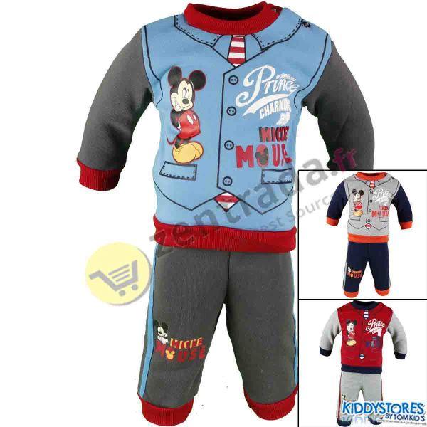 Disney Mickey<br>Jogging baby boy.