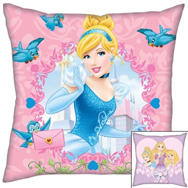 Disney Princess<br>Mädchen Kissen.