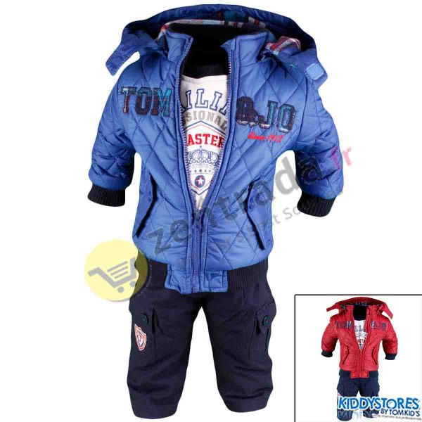 Baby Boy Clothing<br>3 parts