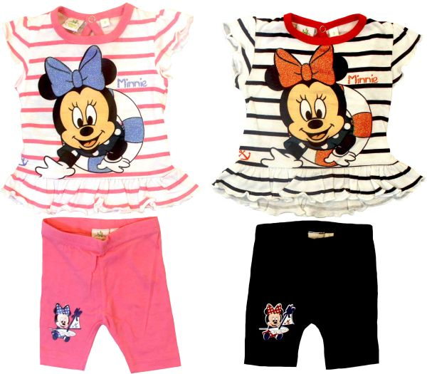"T-shirt and leggings ""Minnie"""