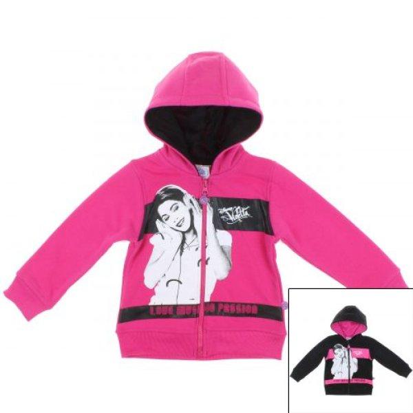 Kabát kapucnival<br>Violetta