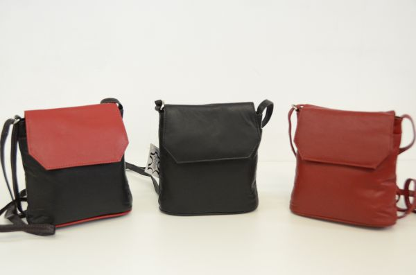 Small bag, evening<br> bag, ladies bag,<br>real leather