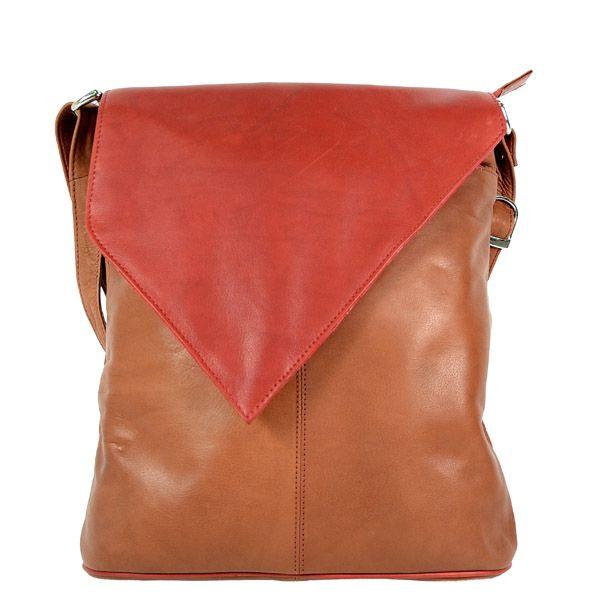 Torba na ramię,<br>torba skórzana