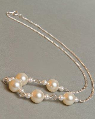 Un sogno che si<br> avvera - collana<br>di perle
