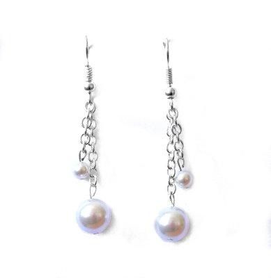 Sogno che si<br> avvera - Orecchini<br>di perle