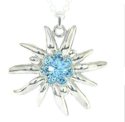 SHINE! Swarovski<br> Elements crystal<br>necklace