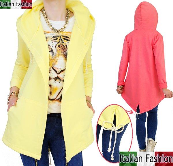 Tracksuit cape,<br> COAT, JACKET,<br>PASTEL colors