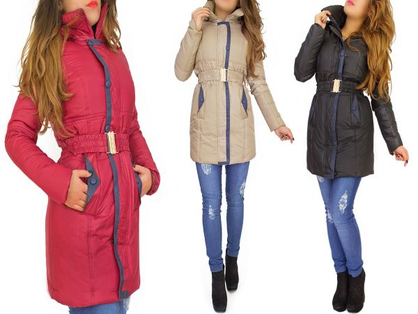 WINTER JACKE COAT<br>glamourösen
