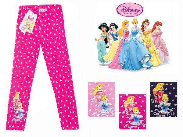 Leggings szívekben<br>Disney Princess MIX