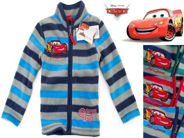 FLEECE JACKET BOY<br> FOR Disney Cars<br>McQueen