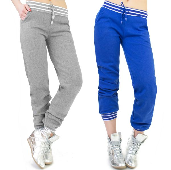 TRENDY PANTS,<br>FITNESS, COTTON