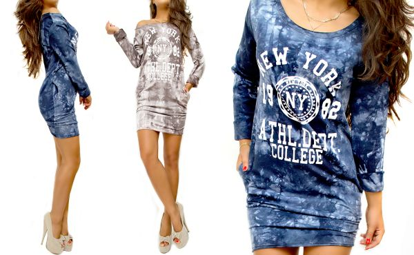 FASHION, steamed,<br> DRESS, TUNIC,<br>PRINT, MIX