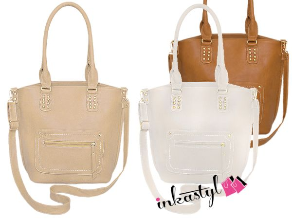 ELEGANT CITY BAG<br>GOLD BOAT jets, MIX