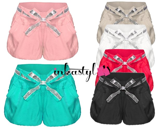 LIGHT SHORTS,<br> SHORTS Christmas<br>BELT MIX