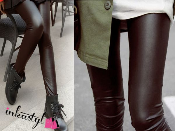 Leggings A LA LATEX MIX