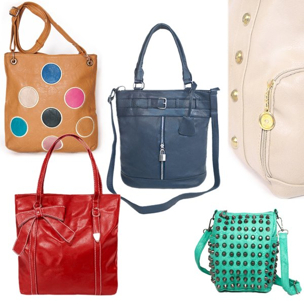 T26 BAGS LADIES<br> BAG - VARIOUS<br>PATTERNS AND COLOURS
