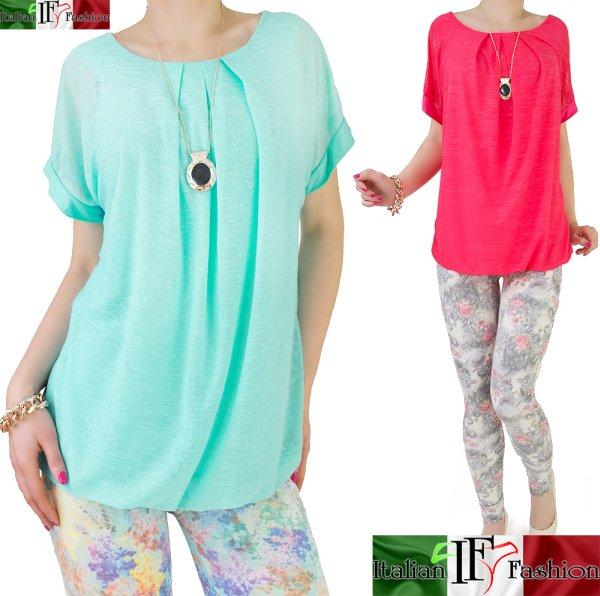 Italiaanse mode:<br> Een SET: blouse en<br>HALSBAND