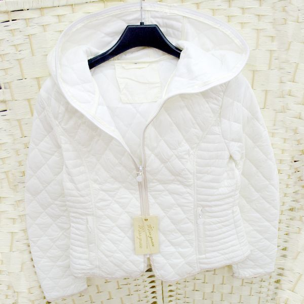 G29189, WOMEN<br> JACKET, Quilted,<br>WITH HOOD