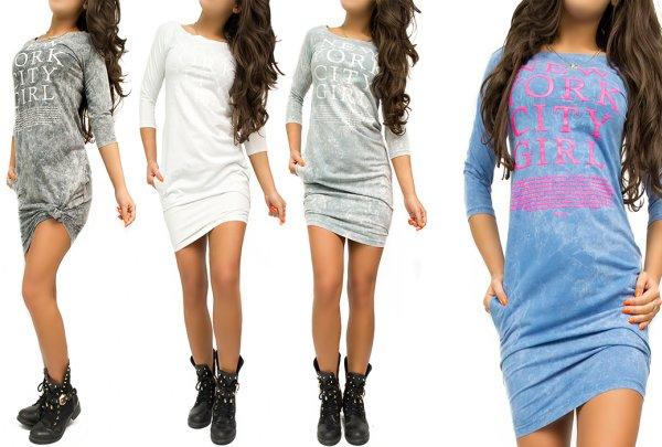 DRESS, tunika,<br>PRINT, színes, MIX