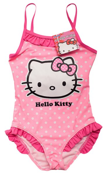 Package Hello Kitty girl's swimsuit