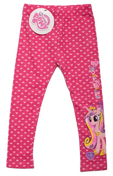 Package 4 pcs My Little Pony, leggings girls