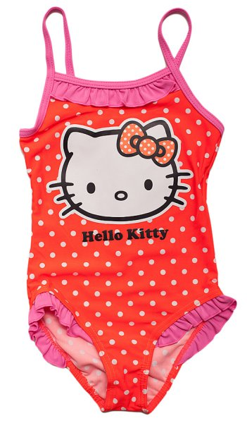 Package 4 pcs 98-128 cm Hello Kitty swimsuit