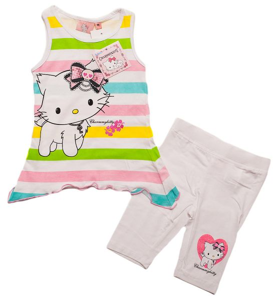 Package 4 pcs Set girly, Charmmy Kitty