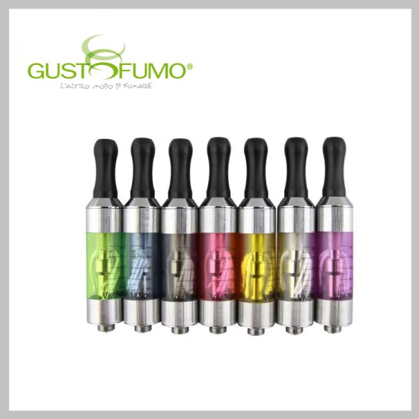 KIT 4 clearomizer<br>MINI INOVA 2.5 ml