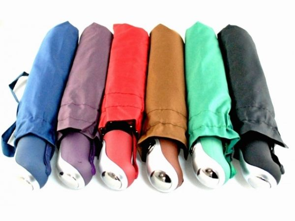 Colorful umbrella<br>vending machine