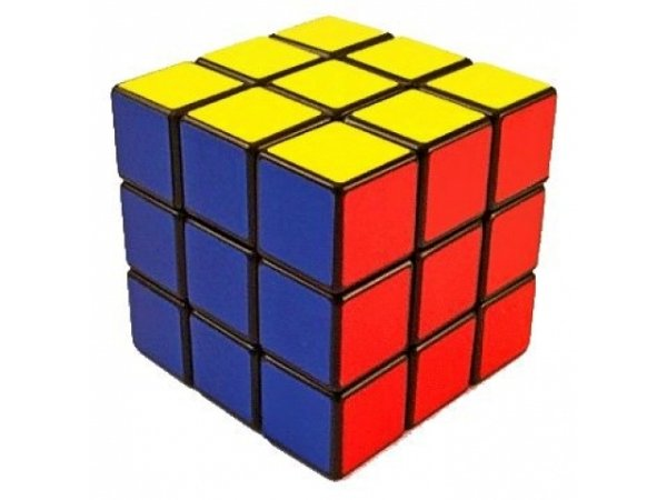 The magic cube<br>magic 5.5 cm