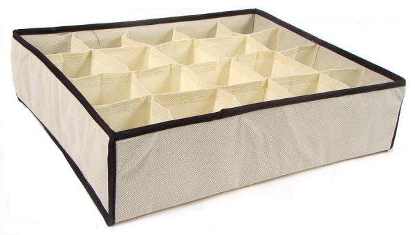 Underwear<br> organizer 20<br>compartments