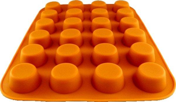 Silicone muffin<br>mold 24 pcs small