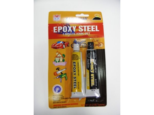 Zwei Komponentenkleber Super Strong Epoxy