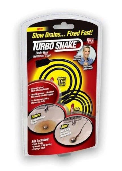 Hose for cleaning<br>sinks Turbo Snake