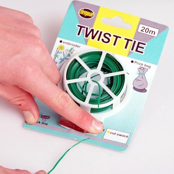 Monofilament wire<br>20 m Twist Tie