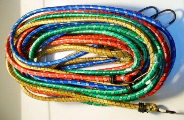 Rubber cable for<br>Storage 90 cm 4 pcs