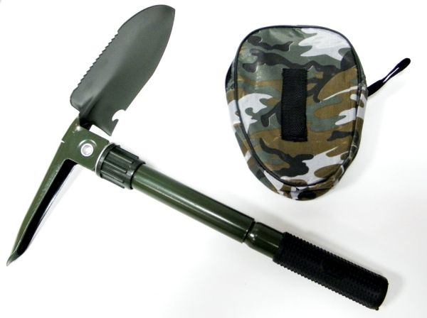 Multifunction<br>Folding Shovel